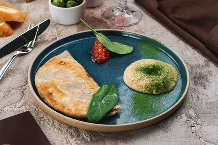 Лепёшка Индийская с сыром