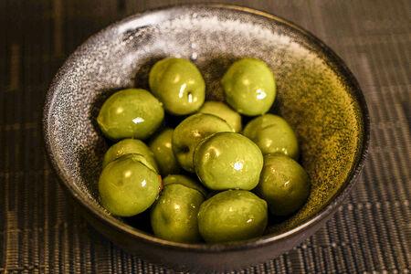 Оливки сицилийские с ванилью