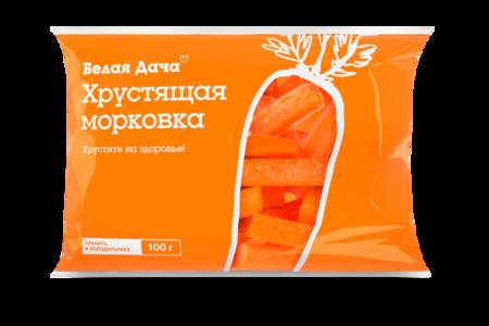 Морковные палочки Белая дача