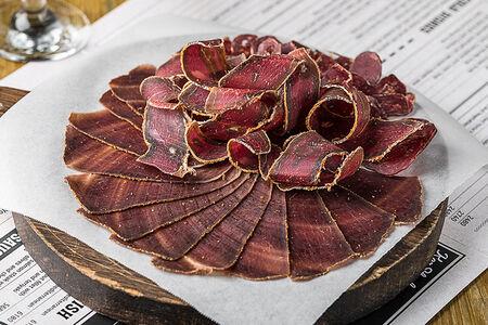 Чипсы мясные из вырезки абердин ангуса