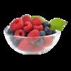 Фото к позиции меню Детский ягодный микс