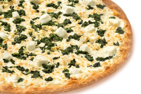 Пицца Шпинат и Сыр
