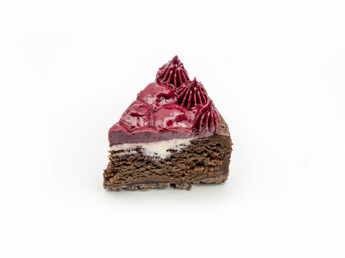Торт Чизкейк Шоколадный порционный