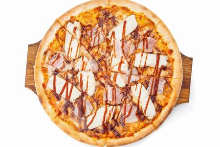 Пицца Гризли Четыре мяса