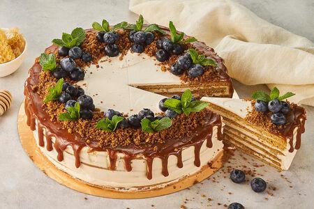 Торт Медовый круг