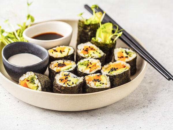 Вулкан суши