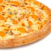 Фото к позиции меню Пицца Новогодняя