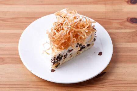 Торт лохматый