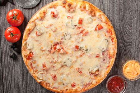 Космо-пицца