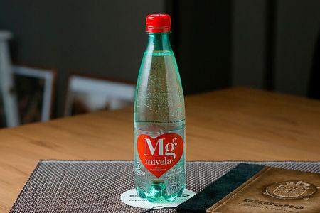 Минеральная вода Mivela MG слабогазированная