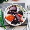 Фото к позиции меню Печеная свекла и морковь