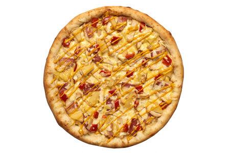 Пицца Чикен карри