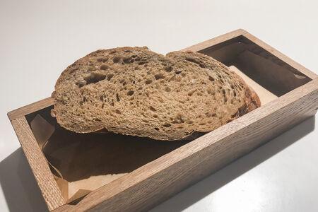 Ржаной злаковый хлеб
