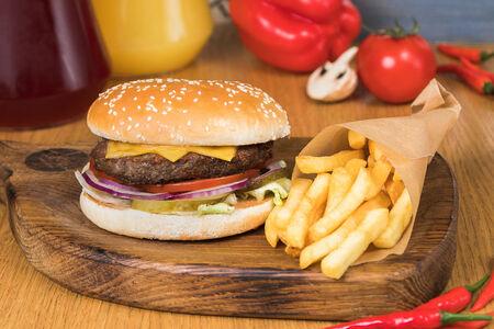 Бургер Классический Большой