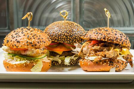 Бургер Три Билборда
