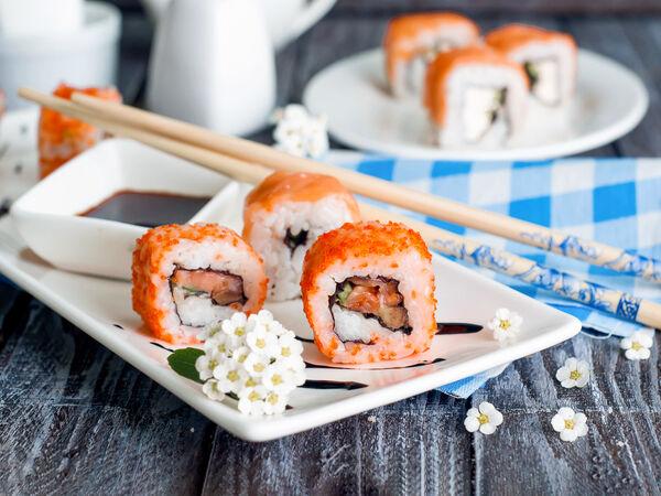 Sushi hit