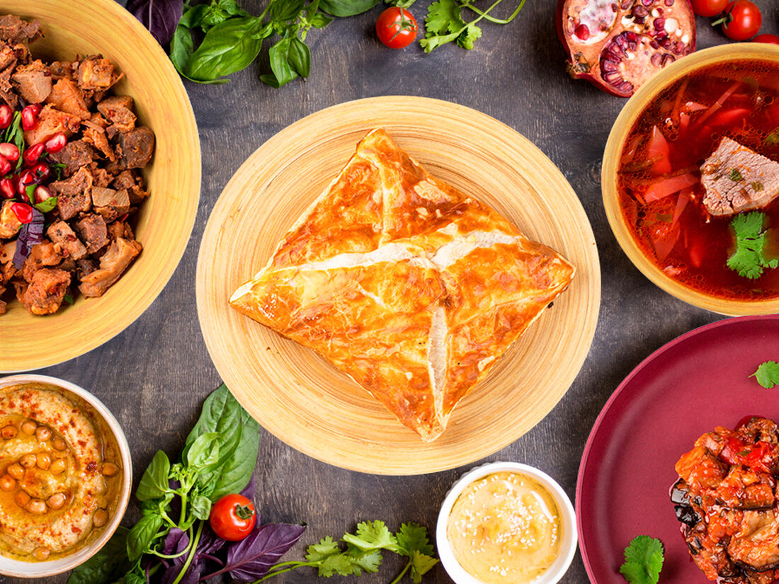 Кулинария Оджахури