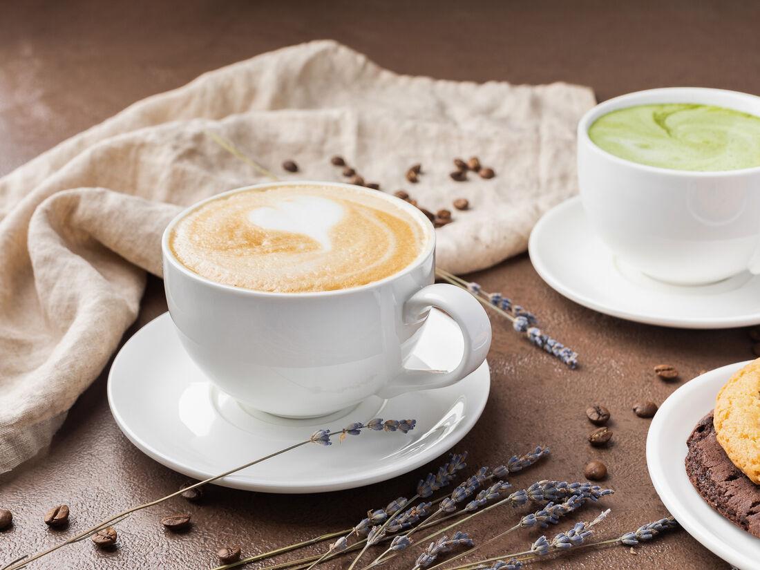 Сеть кофеен Латте