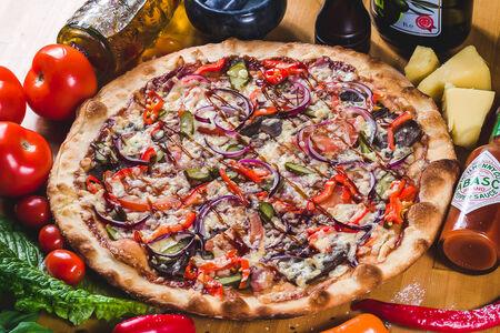 Пицца Мясная Bbq