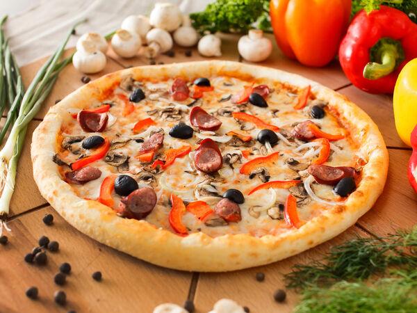 Пицца да Винчи