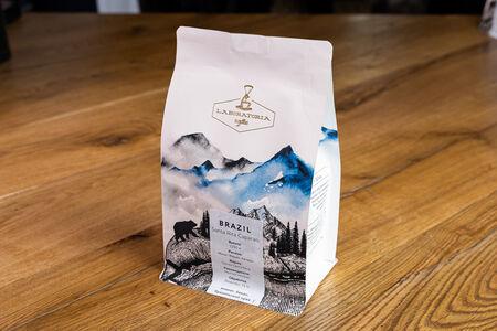 Кофе в зернах Brazil Santa Rita Caparao