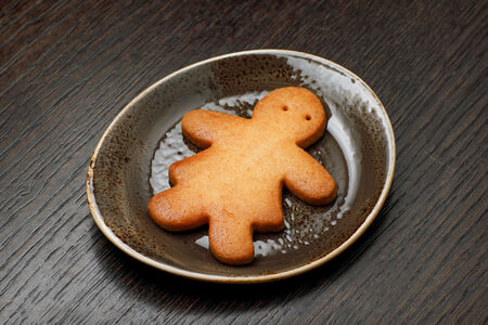 Печенье Имбирный человечек