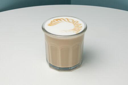 Кофе Латте халва