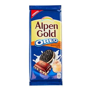 Alpen Gold Оrео арахисовая паста