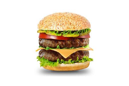 Чизбургер Мачо Двойной