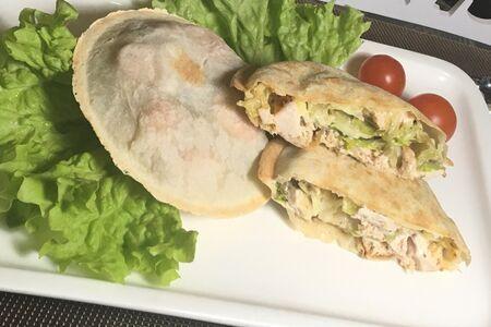 Закрытый сэндвич Цезарь