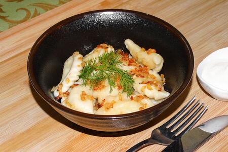 Вареники Домашние с картофелем