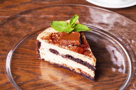 Торт Шоколадно-банановый