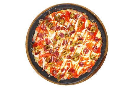 Пицца Экстра Чили Блэк