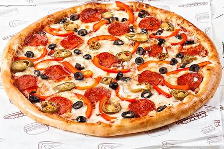 Пицца Мексиканская Хот