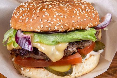 Быковина бургер