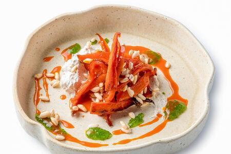 Морковь в карамели