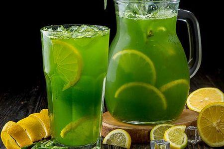 Домашний лимонад Тархун