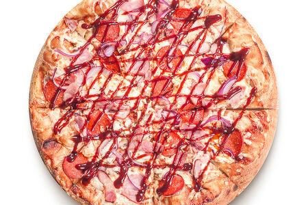 Пицца Мясная барбекю