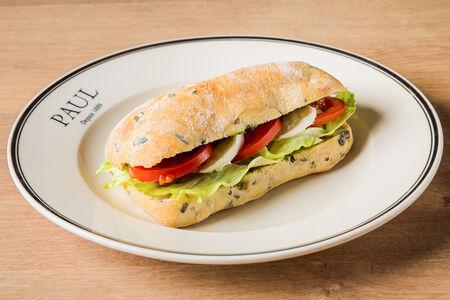 Сэндвич Томат с моцареллой