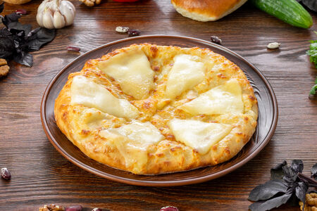 Хачапури Три сыра