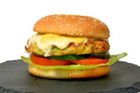 Веджибургер
