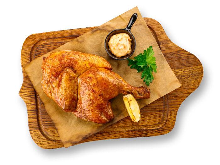 Курица 1/2 гриль