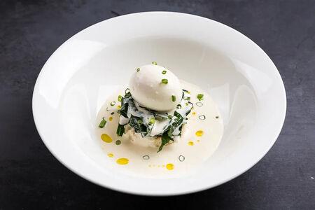 Яйцо по-флорентийски