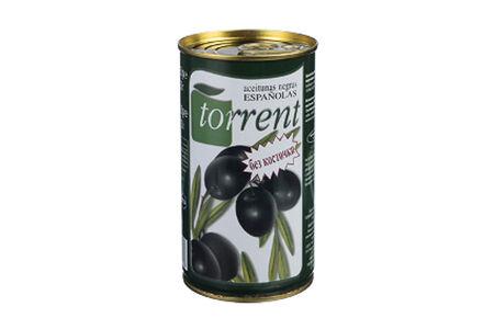 Испанские маслины Torrent