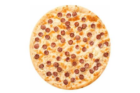 Пицца Деревенская с колбасками
