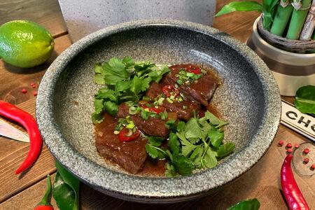 Говядина по-тайски
