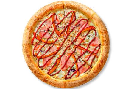 Пицца Дымная