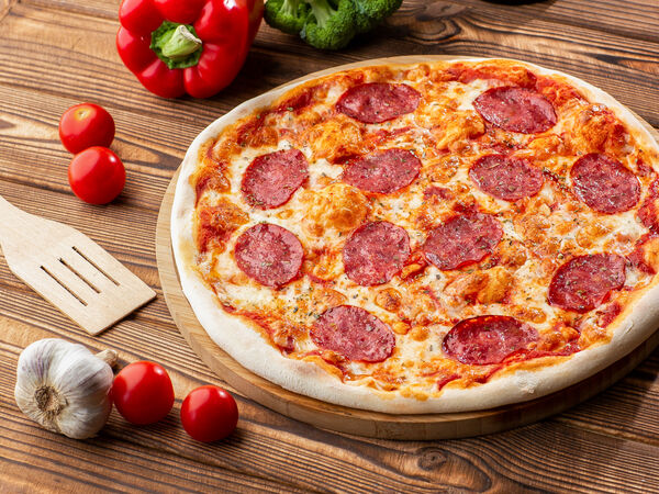 Папа пицца