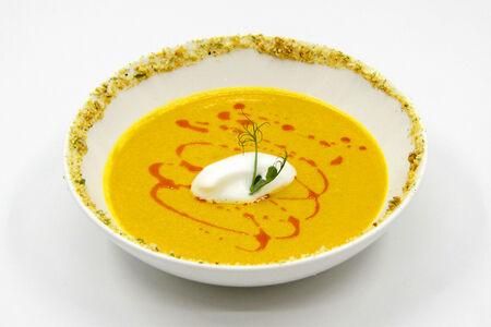Суп Тыквенный