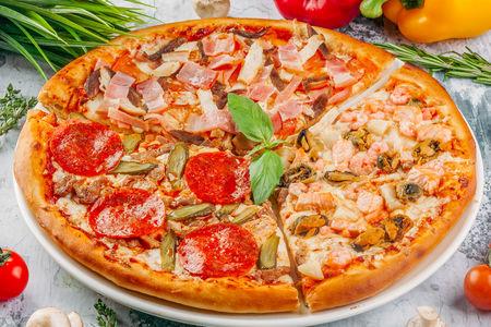 Пицца Райские грезы